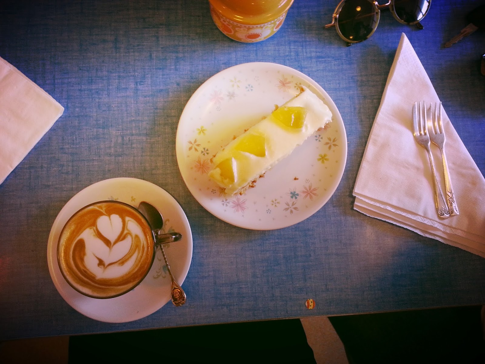 Left Bower Cafe Menu