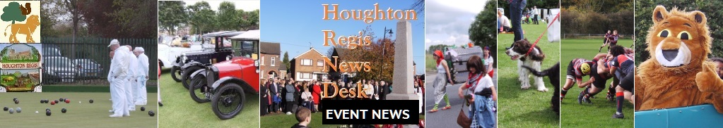 Whats On in Houghton Regis. HRND Event News