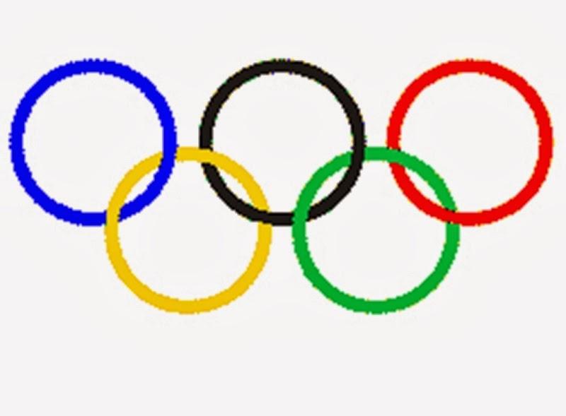 olympic rings logo 2014