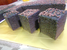 Kek Slices Chocolate Moist (RM60)