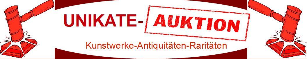 Unikate- Auktion