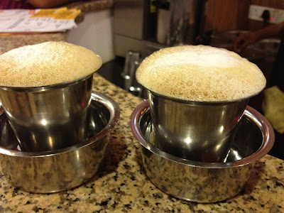 Filter Coffee at Up South Pune