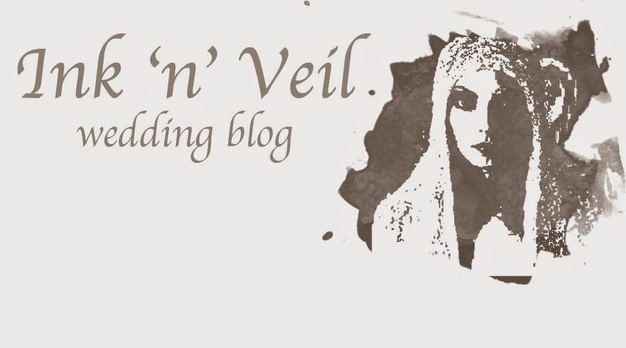 Ink 'n' veil - bridal blog