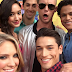 Kids Choice Awards 2014 - Elenco de 'Super Megaforce' foi à premiação