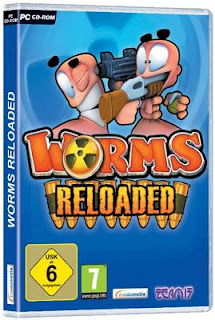 Worms Reloaded incl Update 15 Puzzle Forts Time Attack and Retro DLC Packs RIP-Unleashed