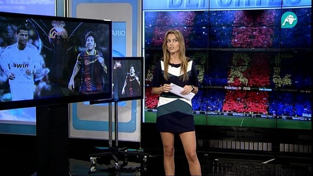 MONICA MARTINEZ, DEPORTES INTERECONOMIA (25.10.13)