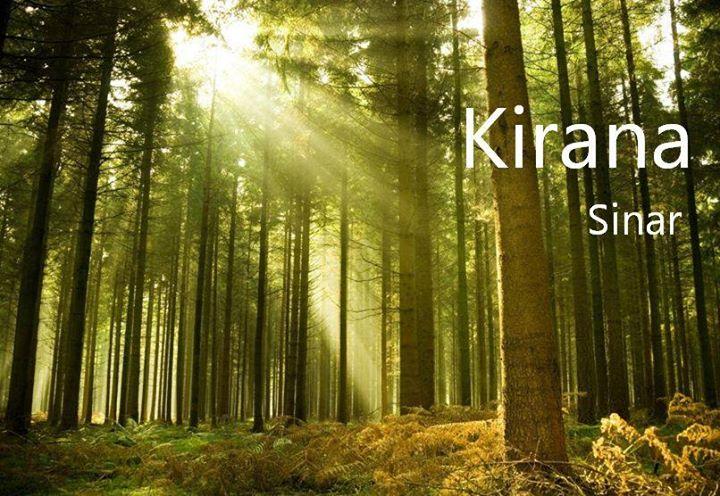 Kirana yang berarti Sinar