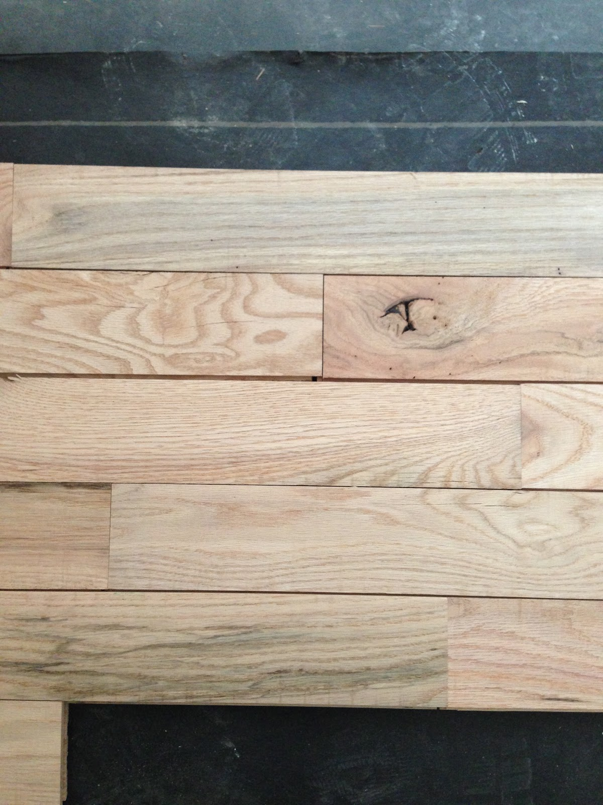 Design Dump A Very Basic Lesson On Installing Hardwood Floors How To Lay Floor