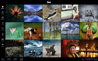 500px 1.1.4 apk Aplikasi berbagi foto Android