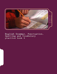 English Grammar revision book