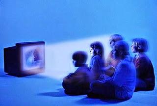 ادمان مشاهدة التلفاز