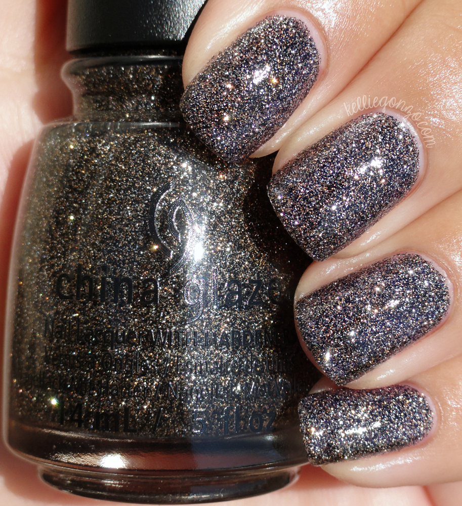 China Glaze - Boundary of Memory // kelliegonzo.com