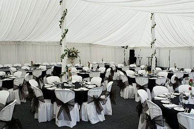 Decoraci n de bodas salones decorados en - Salones decorados en blanco ...