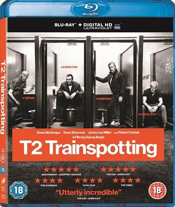 T2 Trainspotting 2017 English 720p BRRip 1.1GB ESubs