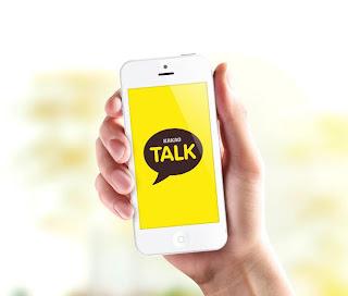 Download Aplikasi KakaoTalk untuk Android
