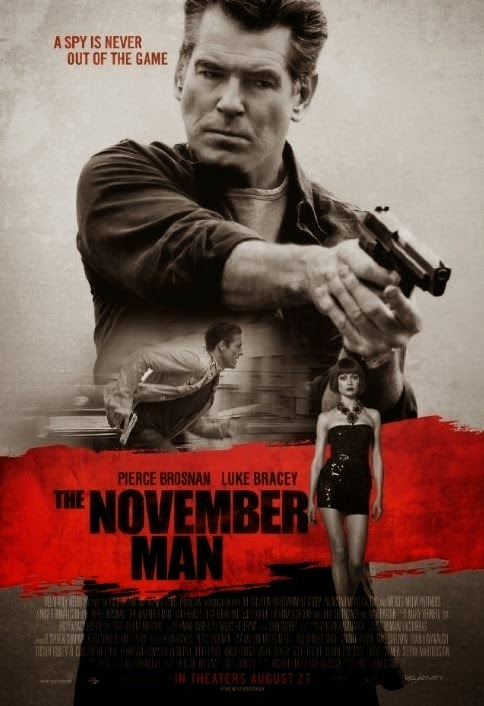 The November Man 2014 WEBRip tainies online oipeirates