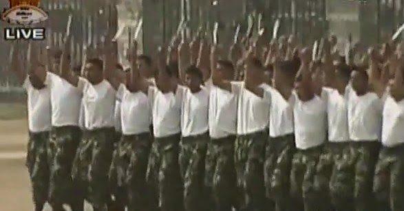 Nepal Army vs Indian Army Nepal Army Observed The Annual