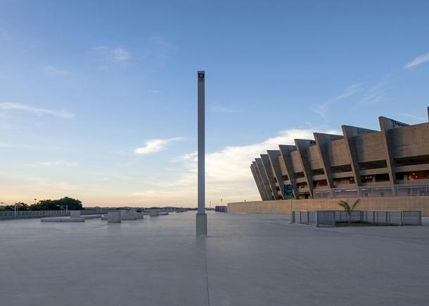Mineirão (Estádio Governador Magalhães Pinto) - BCMF Arquitetos