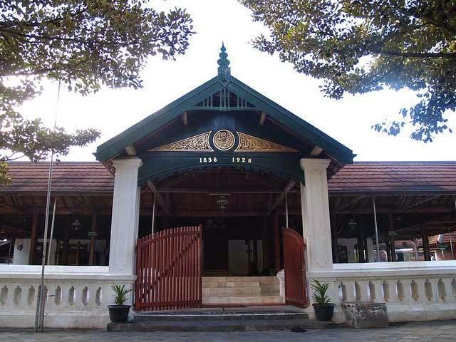 Masjid-Agung-Mataram-Kotagede