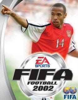 Fifa 2002 Game Cover
