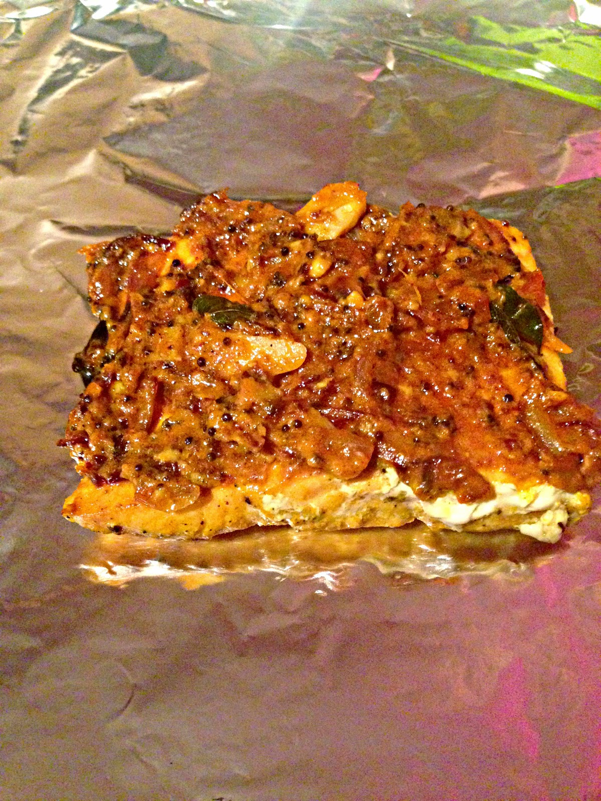 Baked fish parcels  |   Meen pollichathu  |  Kukskitchen