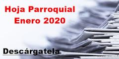 Hoja Parroquial Enero 2020
