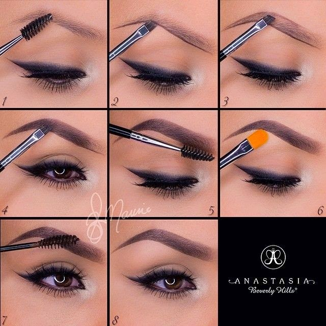 How To Get Perfectly Shaped Eyebrows Entertainment News Photos