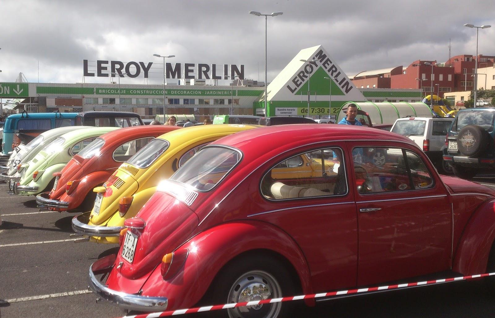 Amigos del escarabajo tenerife leroy merlin - Leroy merlin tenerife telefono ...