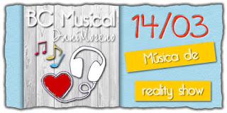 Blogagem Musical: Música de Reality Show