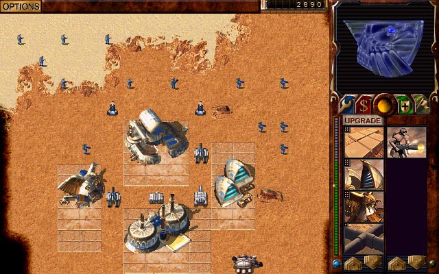 Dune 2000 videojuego