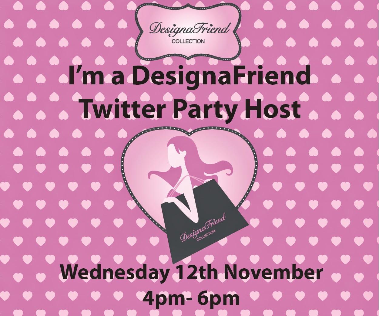 DesignaFriend Party
