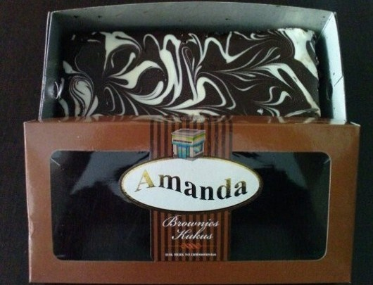 Brownies Kukus Amanda