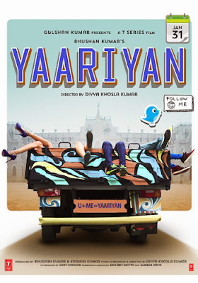 Posters Yaariyan Movie
