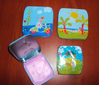 scatole porta assorbenti nuvenia nuvette 2012