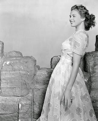Ingrid Bergman teen