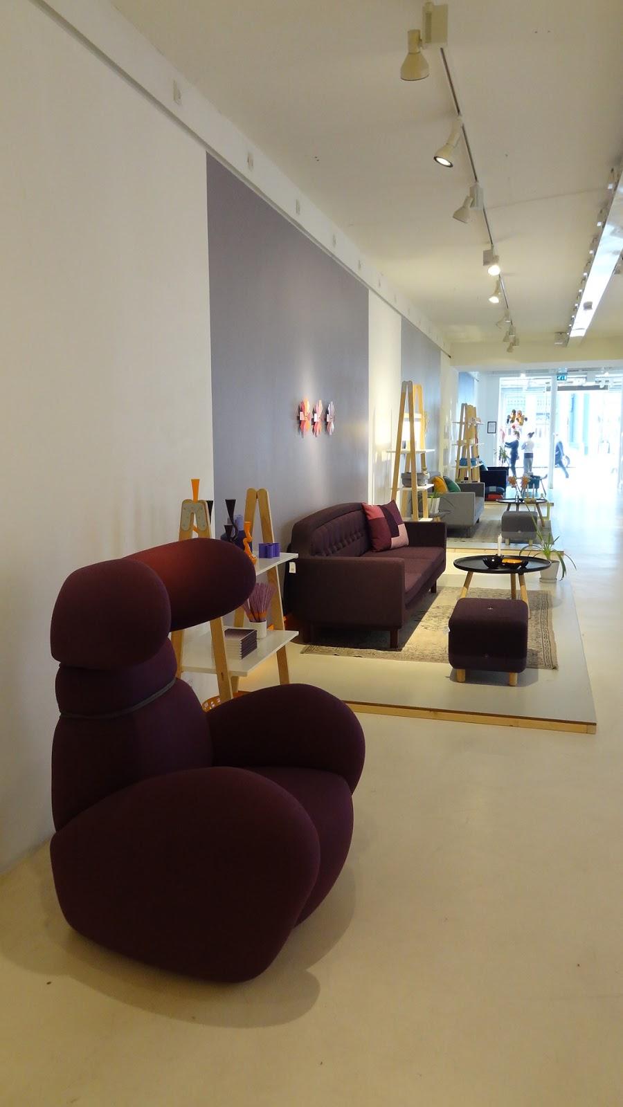 Nordic blends normann copenhagen flagship store for Normann copenhagen shop