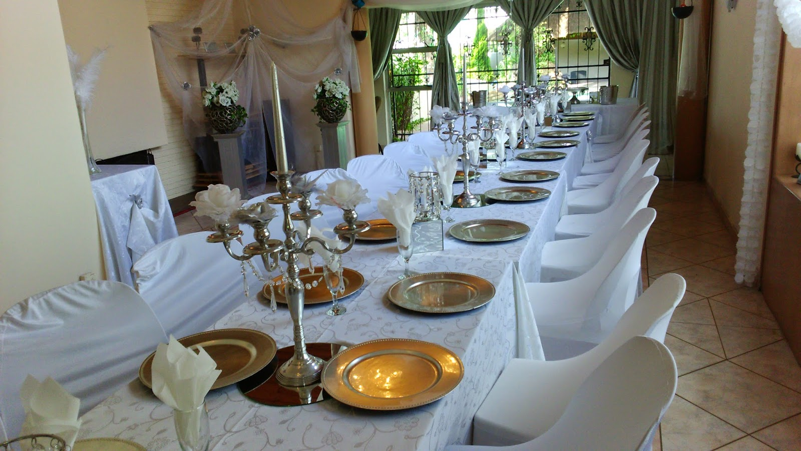 Boutique Venue With Full Setups And Halaal Catering Venue For Baby