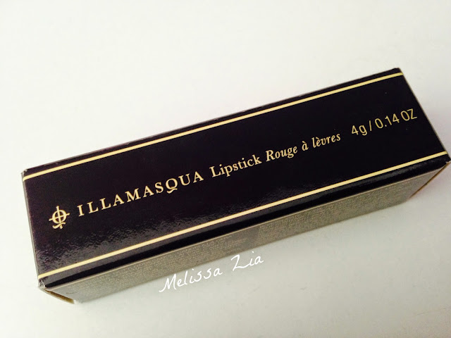 Illamasqua packaging