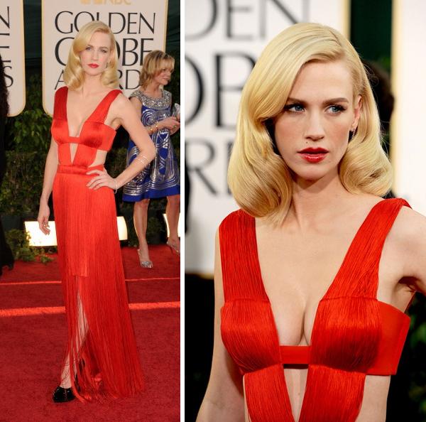 vestido vermelho para formatura 03 25 Modelos de Vestidos Vermelhos Longos Para se Inspirar