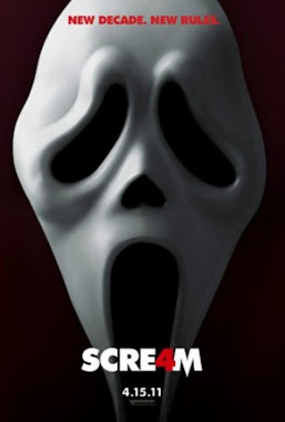 Scream 4 DVDR Menu Full Español Latino 2011 NTSC ISO