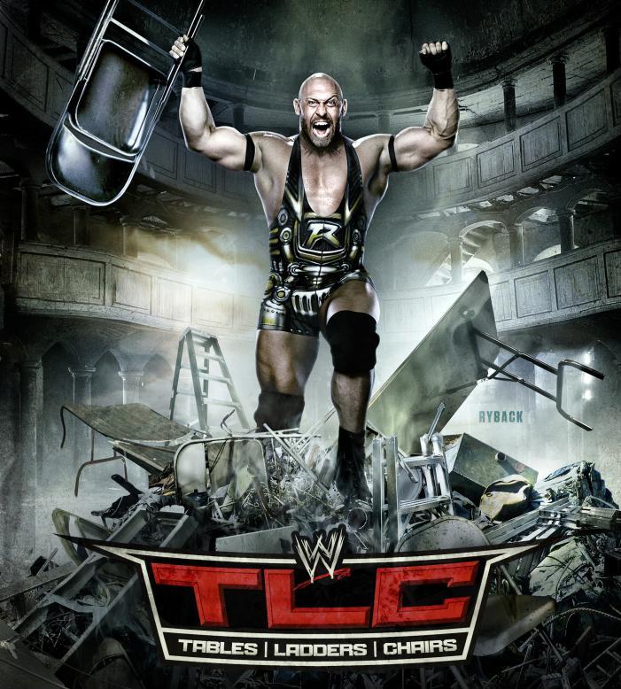مشاهدة عرض مصارعة WWE TLC 2012 youtube مترجم كامل 17/12/2012 يوتيوب بدون تحميل اونلاين مباشرة