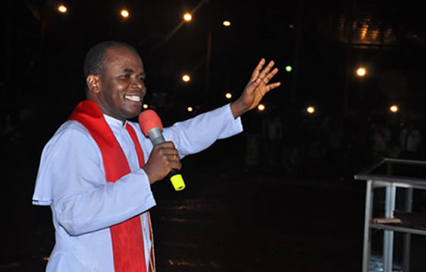 Catholic Church Finally Transfers Father Mbaka To Another Parish