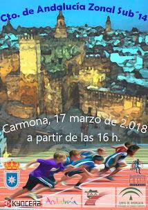 Campeonato Andalucía Zonal OCCIDENTAL de Triatlon Sub'14 (Infantil) de Invierno