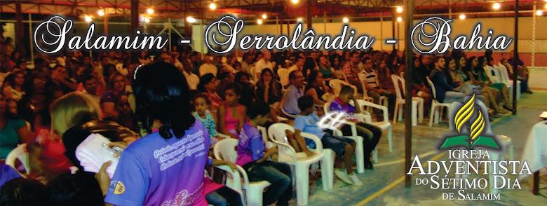 Igreja Adventista do Sétimo Dia - Salamim-Ba