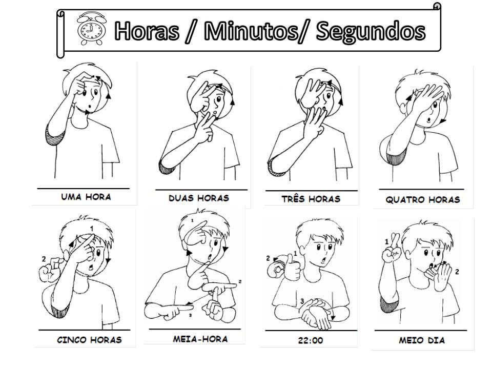 Inclusão de libras escolares para deficientes auditivos 3