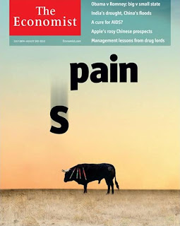 Portada revista The Economist