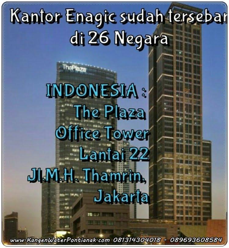 Kantor Enagic di Indonesia