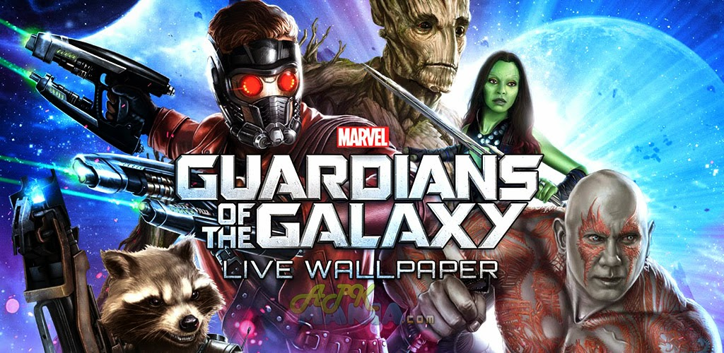Guardians of the Galaxy Apk