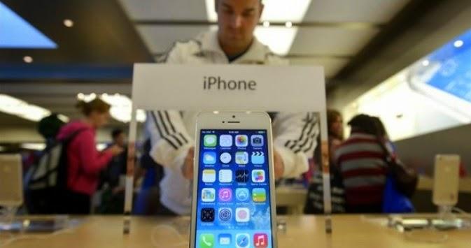 NOTICIA - El iPhone 5S 16GB el smartphone más vendido en el primer trimestre de 2014