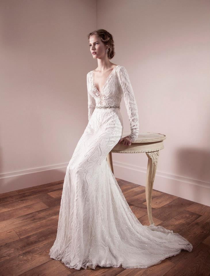 wedding dresses by lihi hod aisle perfect